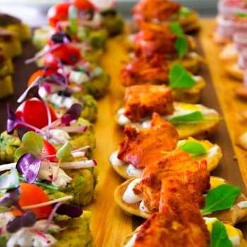 Canape catering in Coffs Harbour
